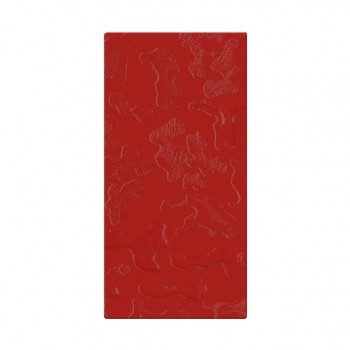 Mozaika szklana Componer czerwony struktura 247x123x6 mm Nr 23 A-CGL06-XX-023