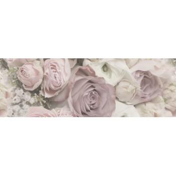 Glamour Flower A PŁYTKA ŚCIENNA 25x75