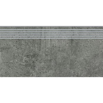 Newstone Graphite Steptread 29,8 x 59,8