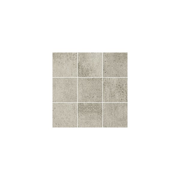 Grava Light Grey Mosaic Matt Bs  29,8 x 29,8