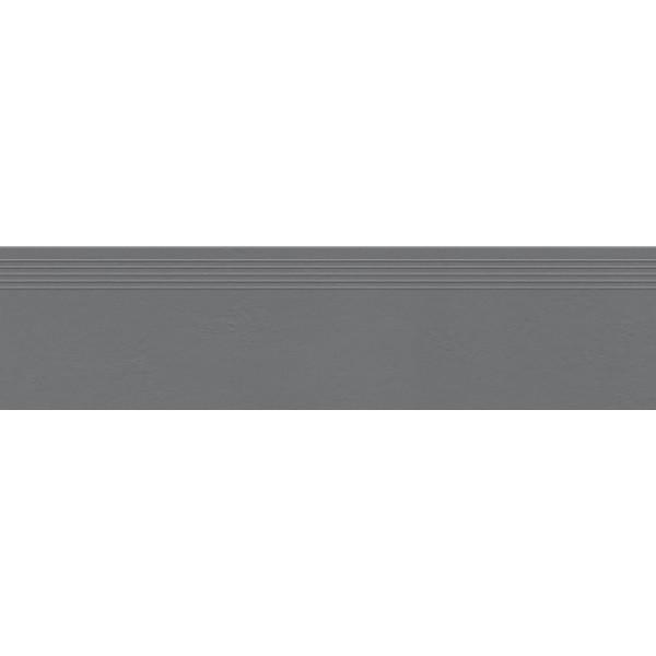 INDUSTRIO GRAPHITE STOPNICA MAT REKTYFIKOWANA 29.6X119.8