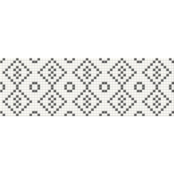 Black&White Mosaic 25x75 G.I