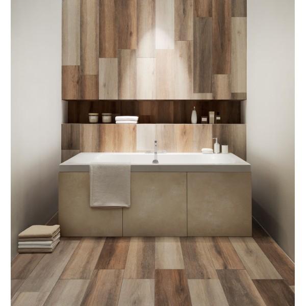 Wood Block beige STR 179.8x23.0 GAT.I