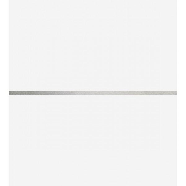 Listwa ścienna Steel 21 POL 119,8x5,5X1,1