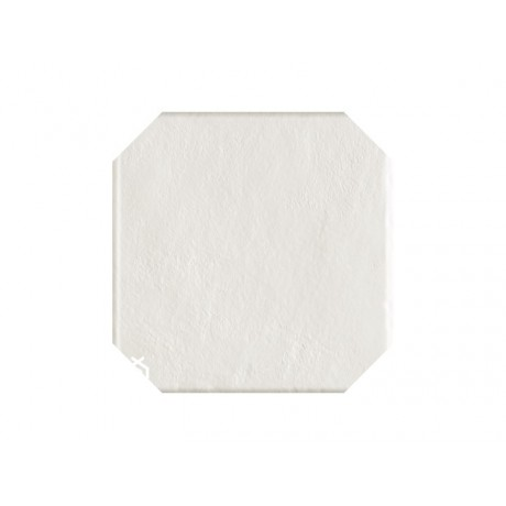 Modern Bianco Gres Szkl. Struktura Octagon 19.8x19.8 GAT.I