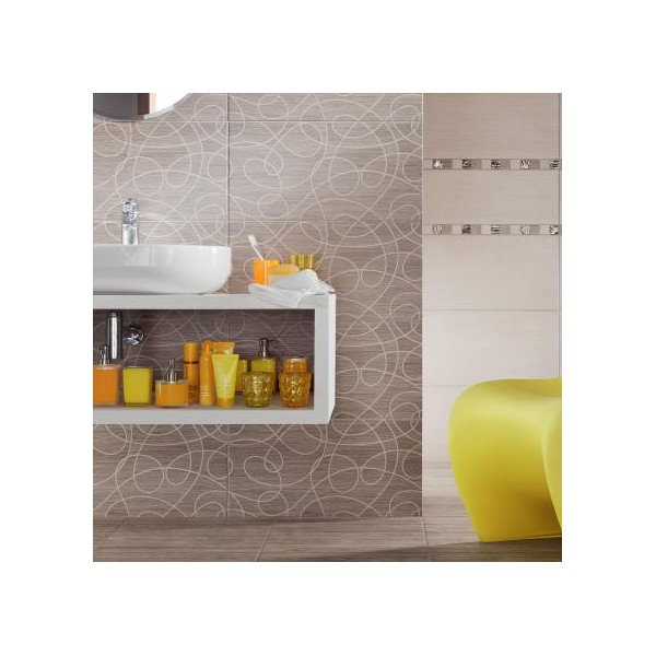 Mozaika Biloba beige 32,4x32,4