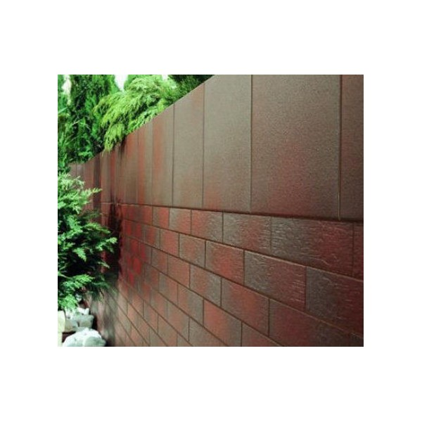 Cloud Brown Parapet 24,5x13,5x1,1