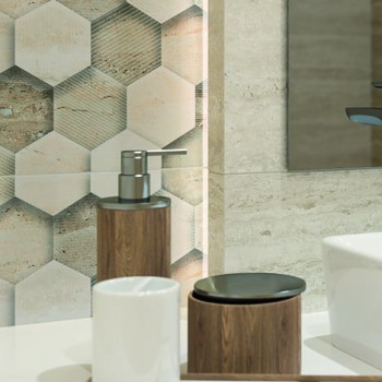 Sunlight Sand Crema Mozaika Pras. K.2,3X2,3 29,8x29,8 GAT.I