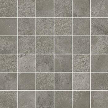 Quenos Grey Mosaic Matt...