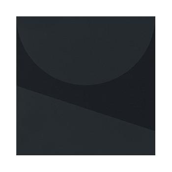 Monoblock Black matt Geo B 20x20 GAT.I