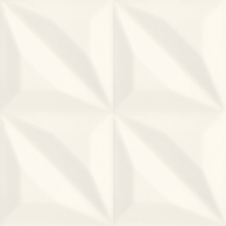Monoblock White Four Bar Glossy 20x20 GAT.I