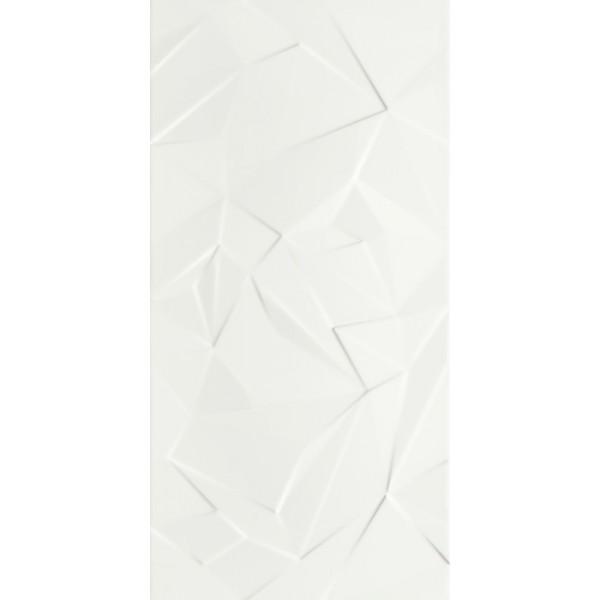 Synergy Bianco Ściana B Struktura 30X60 GAT.I