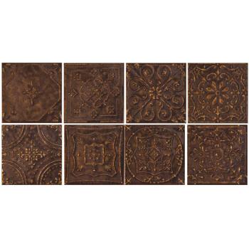 Tinta Brown Dekor 14,8x14,8...