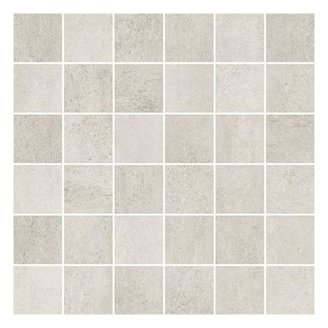 Grava White Mosaic Matt  29,8x29,8 GAT.I