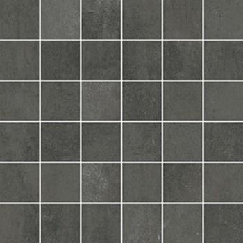 Grava Graphite Mosaic Matt...