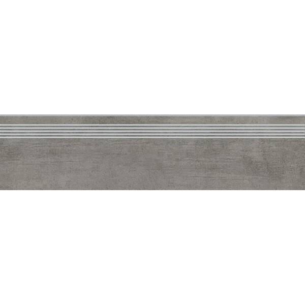 Quenos Grey Steptread 29,8 x119,8