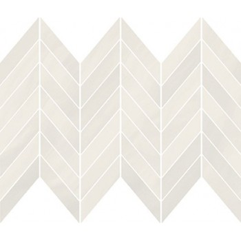 MARKURIA WHITE CHEVRON...