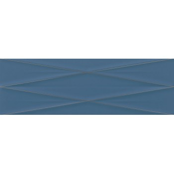 GRAVITY marine blue silver...
