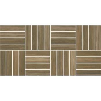 AMBIO brown mosaic 20x40 GAT.I