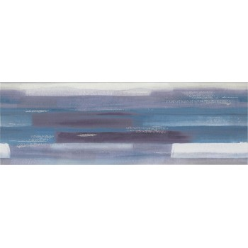 ARTISTICO BLUE INSERTO GEO 25X75 G.I