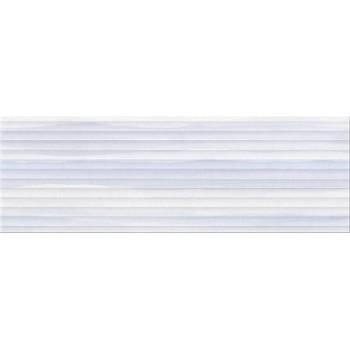 STRIPES BLUE STRUCTURE 25X75 G1