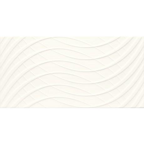 Porcelano Bianco Ściana Struktura  30X60 GAT.I