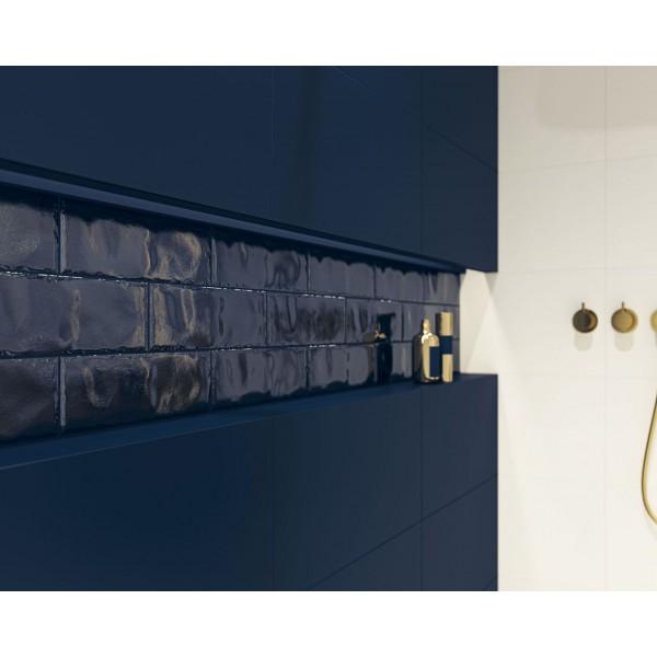 Porcelano Blue Ściana Ondulato 9.8x29.8 GAT.I