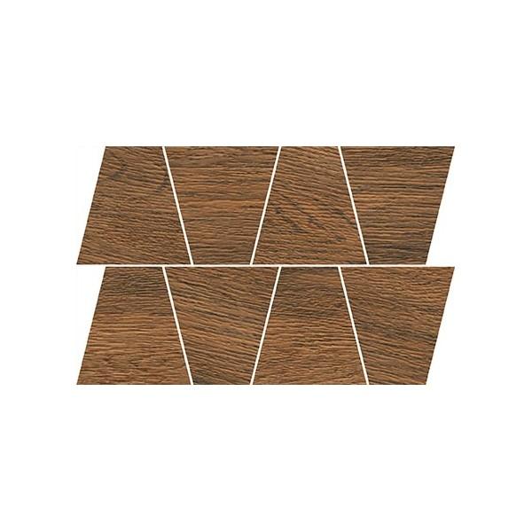 PRIME BROWN MOSAIC TRAPEZE 19x30,6 GAT.I