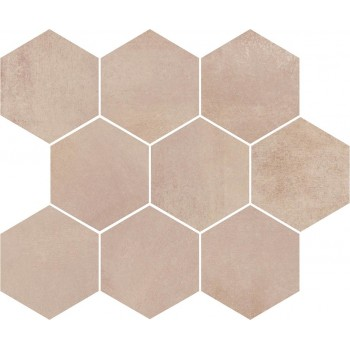 Arlequini Mosaic Hexagon...