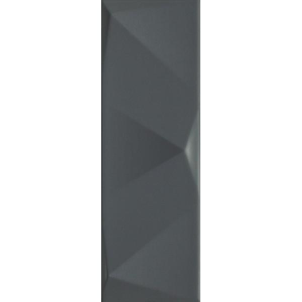 Tenone Grafit Ściana Struktura A 9,8X29,8 G19.8x29.8 GAT.I