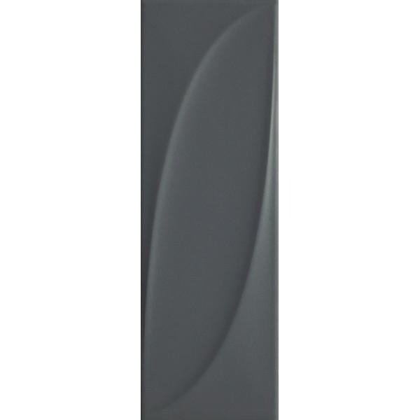 Tenone Grafit Ściana Struktura B  9,8X29,8 G19.8x29.8 GAT.I