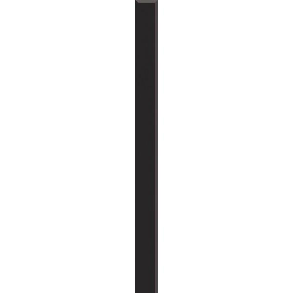Uniwersalna Listwa Szklana Paradyż Nero 2.3x29.8 GAT.I