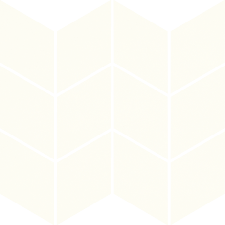 Uniwersalna Mozaika Prasowana Bianco Paradyż Romb Braid 20.4x23.8 GAT.I