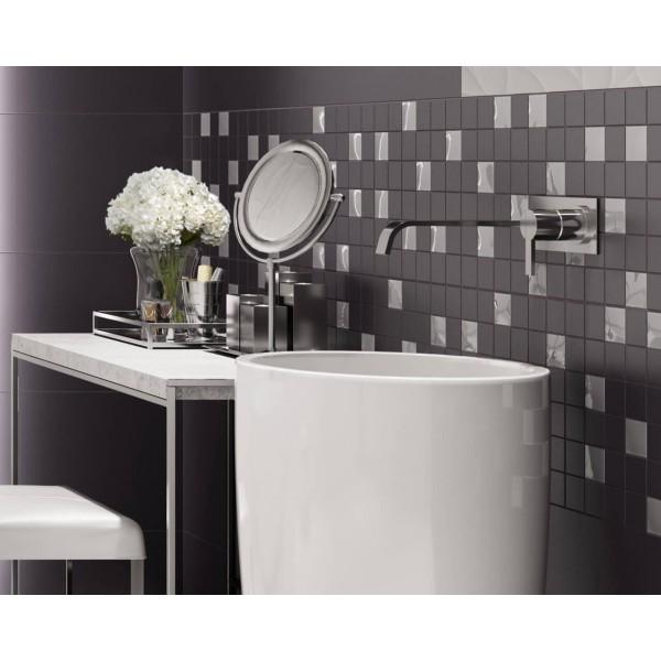 Uniwersalna Mozaika Prasowana Bianco Paradyż Romb Pillow 20.6x23.7 GAT.I