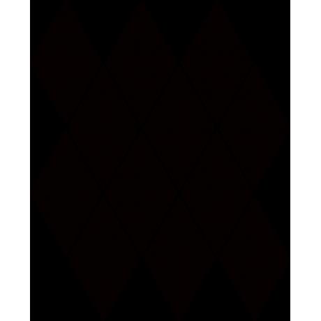 Uniwersalna Mozaika Prasowana Nero Paradyż Romb Pillow 20.6x23.7 GAT.I