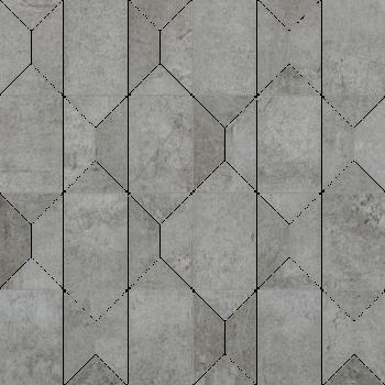 Uniwersalna Mozaika Grys...