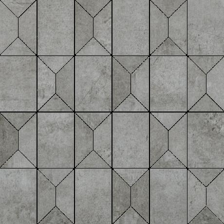 Uniwersalna Mozaika Grys Paradyż Industrial  29.8x29.8 GAT.I