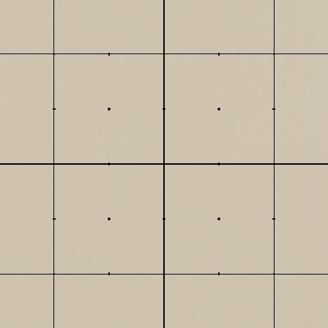 Modernizm Bianco Mozaika Cięta K.4,8X4,8 29.8x29.8GAT.I