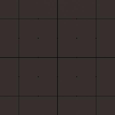 Modernizm Nero Mozaika Cięta K.4,8X4,8 29.8x29.8GAT.I