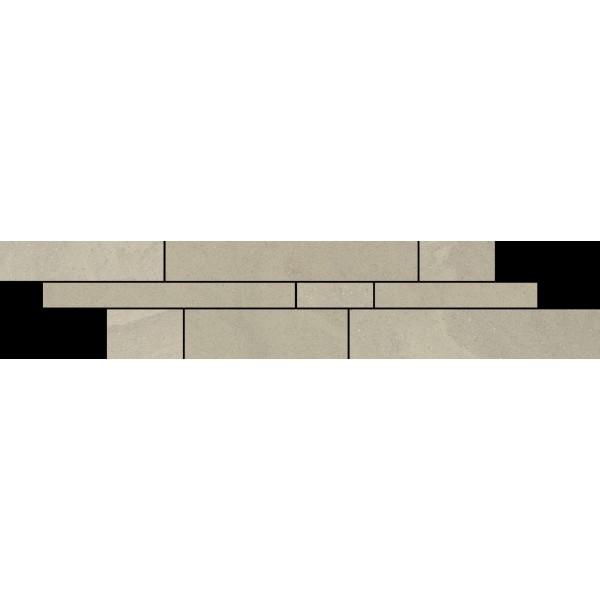 Rockstone Grys Listwa Mix Paski 14.3x71 GAT.I