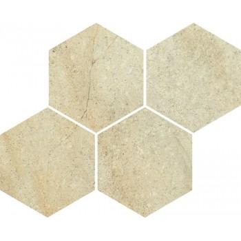 Arena Cream Mosaic 21x26 GAT.I