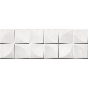Quadra white 25x75 GAT.I