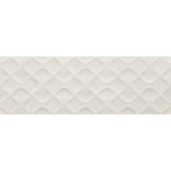 Visual White Ribbon 25x75...