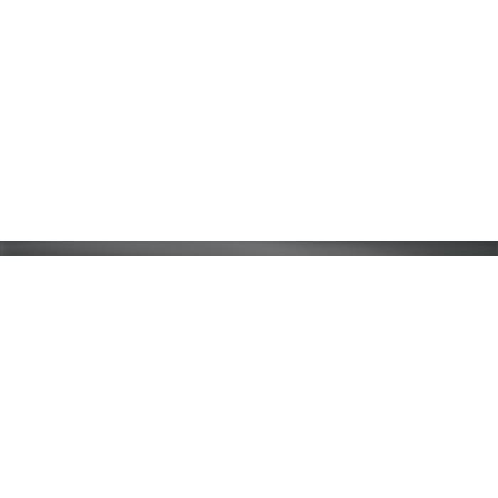 STEEL BLACK 3 LISTWA ŚCIENNA 2.3X74.8 GAT.I
